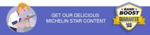 LinkPlate Order Menu Rank Boost Premium Content Banner