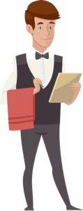 LinkPlate Premium Content Order Waiter