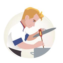 Quality Content Writing Service Multi Checks Icon